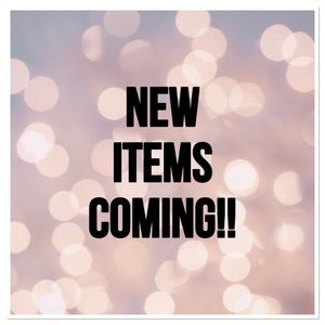 Other - Come back regularly for new items!